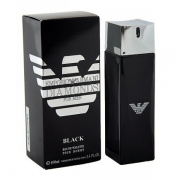 Giorgio Armani - Emporio Armani Diamonds For Men Black