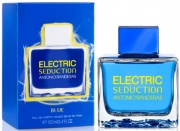 ANTONIO BANDERAS - ELECTRIC Blue Seduction For Men