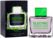 ANTONIO BANDERAS - ELECTRIC Seduction In Black