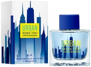 ANTONIO BANDERAS - Urban Seduction Blue For Men