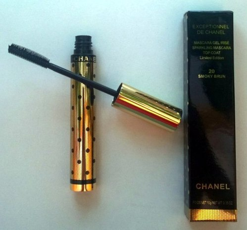 Тушь Chanel Exceptionnel De Chanel 20 Smoky Brun (точки)