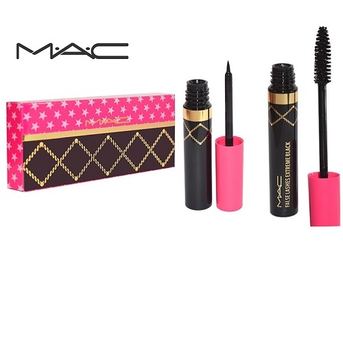 НАБОР MAC 2 in1 Mascara & Eyeliner