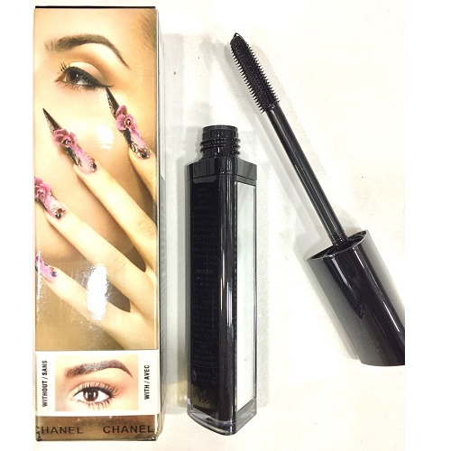 ТУШЬ CHANEL LENGTHENING INTENSE WATERPROOF BLACK