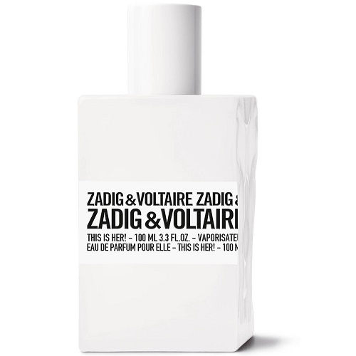 Zadig & Voltaire This is Her TESTER