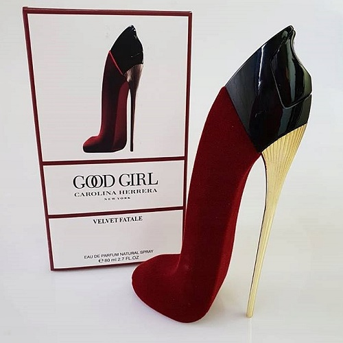 Carolina Herrera  Good Girl Velvet Fatale Tester 80 мл . EDP