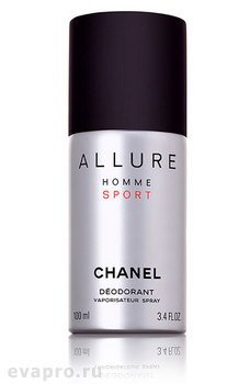 CHANEL ALLURE HOMME SPORT men Дезодорант