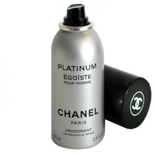 CHANEL EGOISTE PLATINUM men Дезодорант