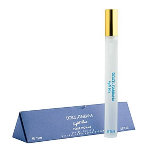 Dolce  Gabbana Light Blue pour homme 15 ml  треуг муж
