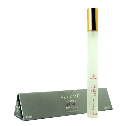 Chanel Allure Homme Sport Eau Extreme 15 ml  треуг муж
