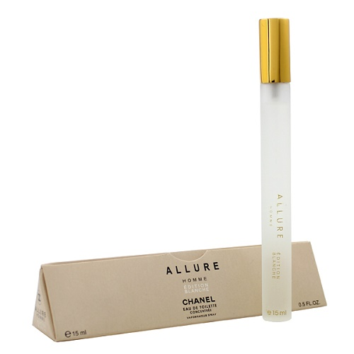 Chanel Allure Homme Edition Blanche 15 ml  треуг муж