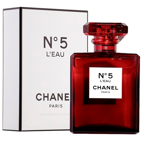 CHANEL №5 L`Eau Red Edition LUXE 100 ml