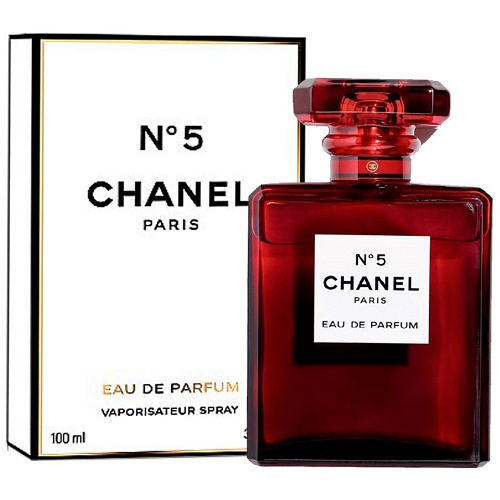 Chanel № 5 Eau de Parfum Red Edition LUXE 100 ml