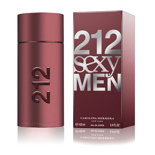 Carolina Herrera - 212 Sexy Men LUXE 100 ml