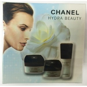 Набор кремов для лица Chanel Hydra Beauty 3 в 1