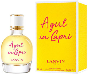 Lanvin - A Girl In Capri LUXE 90 ml