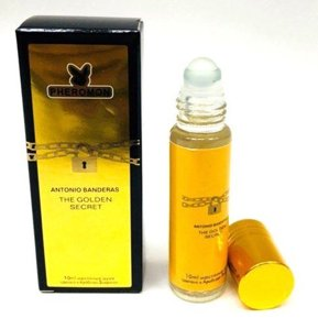 Antonio Banderas The Gold Secret for Men 10 ml