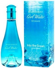 Davidoff - Cool Water Woman Into The Ocean