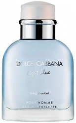 Dolce & Gabbana - Light Blue Living Stromboli